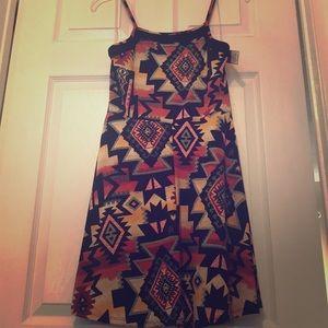 NWT Aztec Dress
